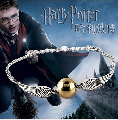Harry Potter: Náramok so Zlatou strelou