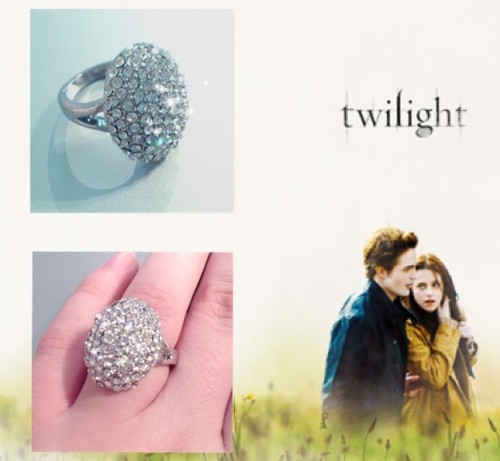 Twilight saga: Breaking Dawn Bella snúbny prsteň