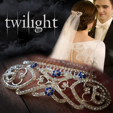 Twilight saga: Breaking Dawn Bella spona do vlasov