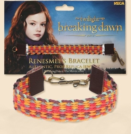 Twilight saga: Breaking Dawn Renesmee náramok