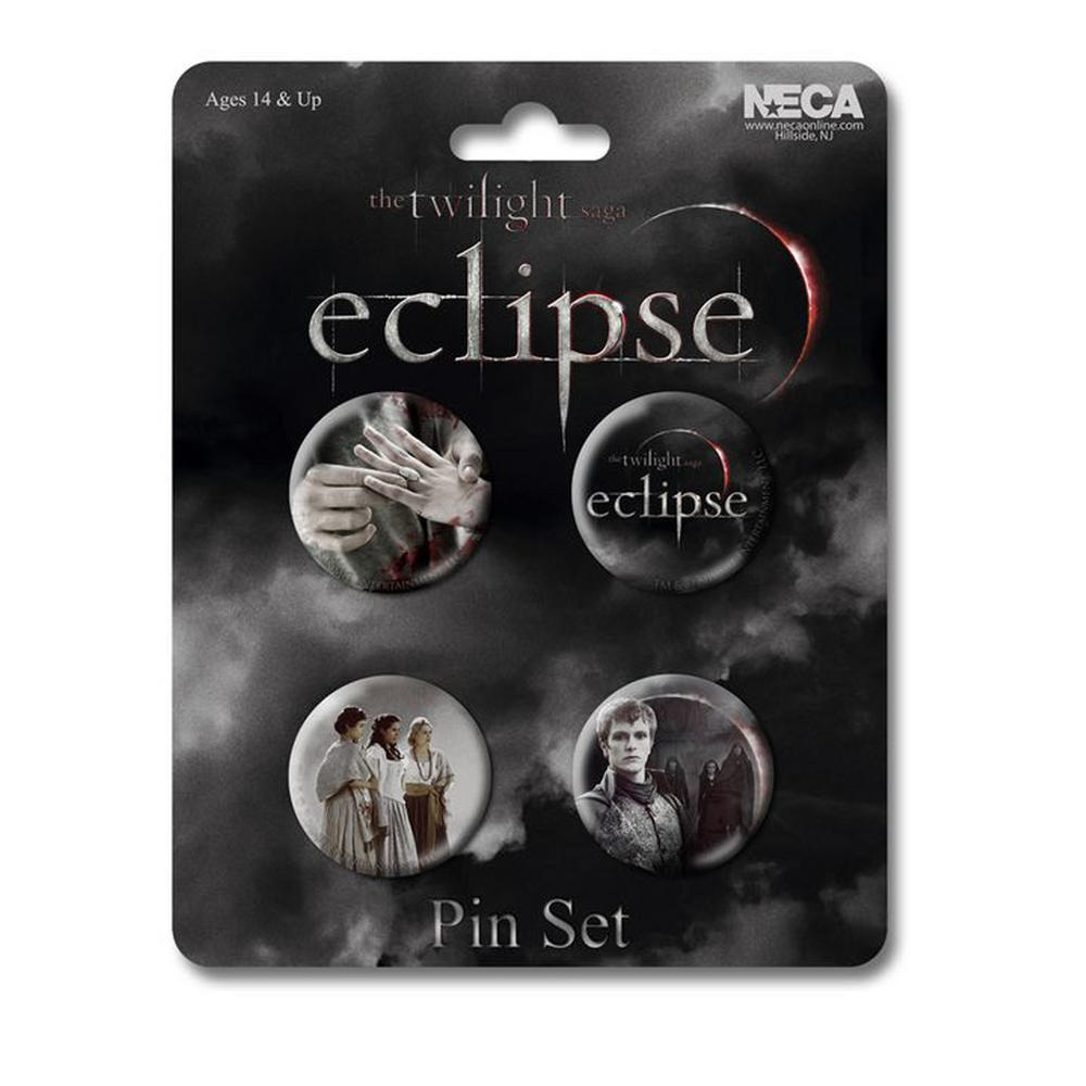Twilight saga: Eclipse Set odznakov